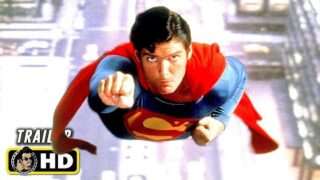 SUPERMAN: THE MOVIE (1978) Classic Theatrical Trailer [HD] Richard Donner