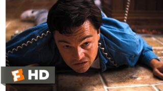 The Wolf of Wall Street (10/10) Movie CLIP – Get Off the Phone! (2013) HD
