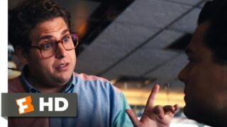 The Wolf of Wall Street (3/10) Movie CLIP – I'll Quit My Job Right Now (2013) HD