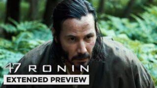 47 Ronin | Keanu Reeves Battles a Kirin
