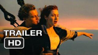 Titanic 3D Re-Release Official Trailer #1 – Leonardo DiCaprio, Kate Winslet Movie (2012) HD