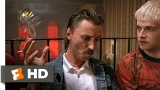 Trainspotting (6/12) Movie CLIP – Begbie's Bar Brawl (1996) HD