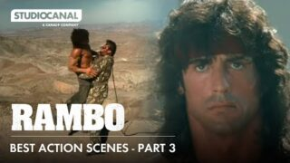 Sylvester Stallone stars in the Best Action Scenes from THE RAMBO TRILOGY | Part 3